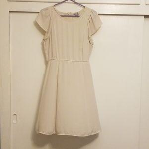 Off White H & M dress